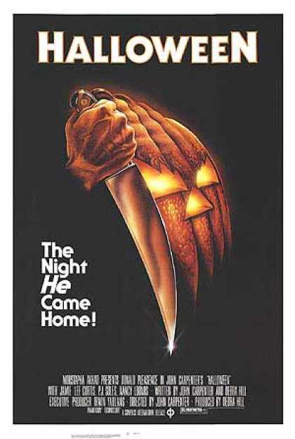 Essential Movies - Halloween Poster
