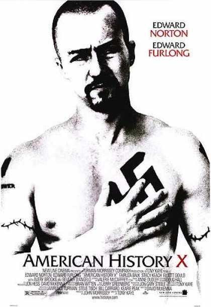 Essential Movies - American History X Poster