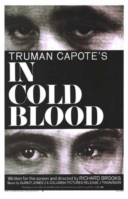 Essential Movies - In Cold Blood Poster