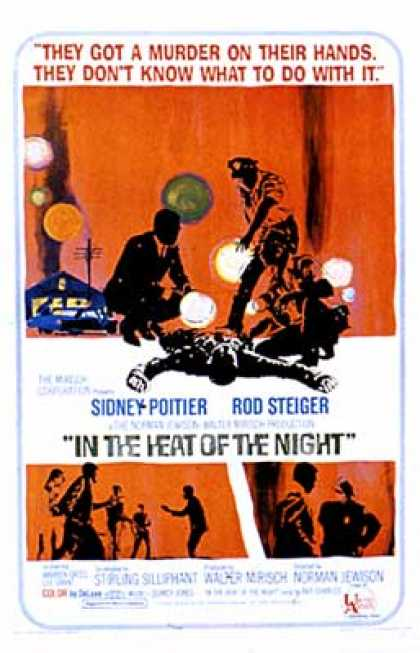 Essential Movies - In The Heat Of The Night Poster