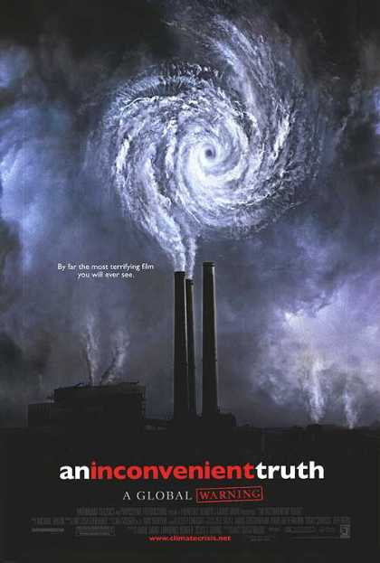 Essential Movies - Inconvenient Truth Poster