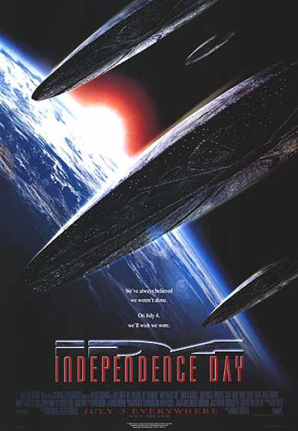 Essential Movies - Independence Day Poster