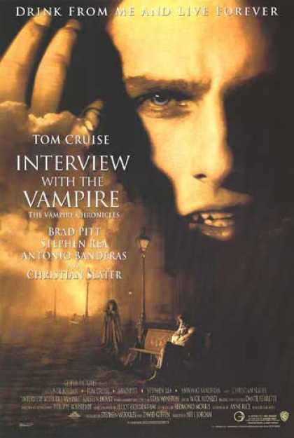 Essential Movies - Interview With The Vampire Poster