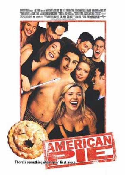 Essential Movies - American Pie Poster