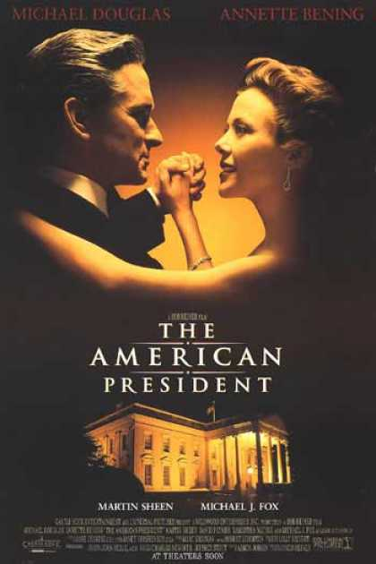 Essential Movies - American President Poster
