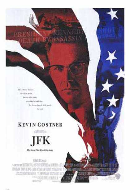 Essential Movies - Jfk Poster