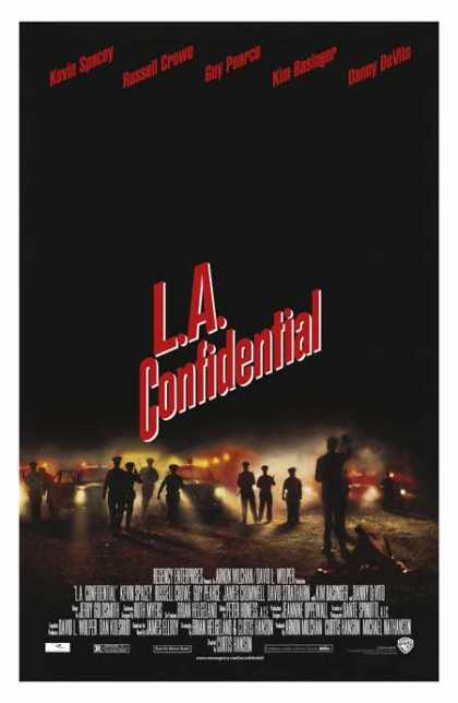 Essential Movies - L.a. Confidential Poster