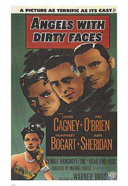 Essential Movies - Angels With Dirty Faces Poster