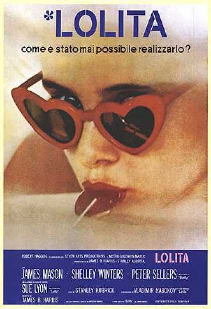 Essential Movies - Lolita Poster