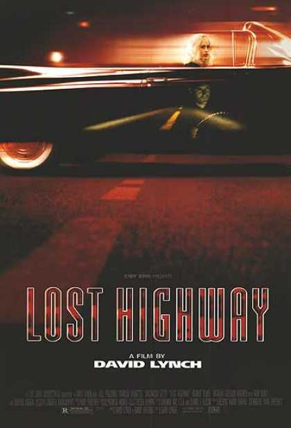 Essential Movies - Lost Highway Poster