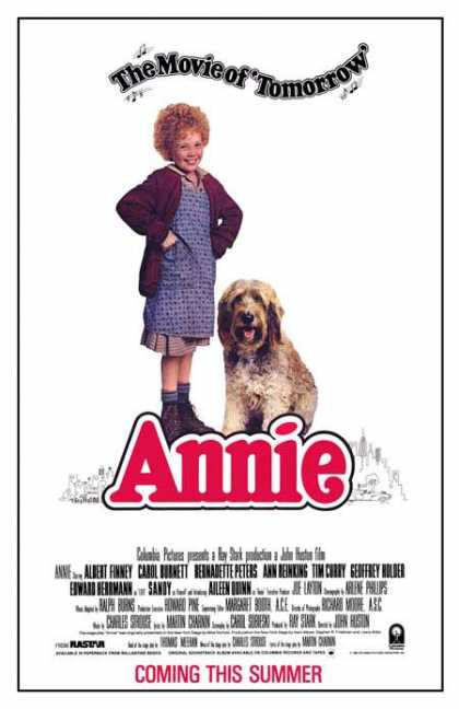 Essential Movies - Annie Poster