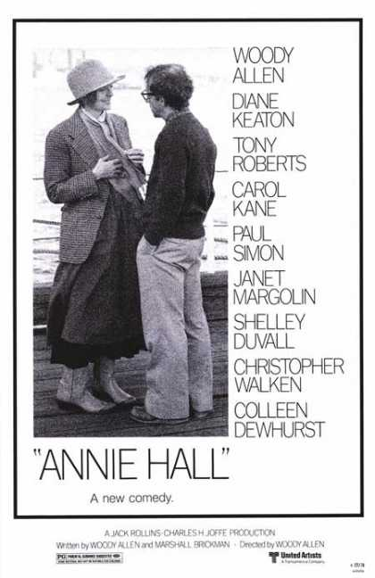 Essential Movies - Annie Hall Poster