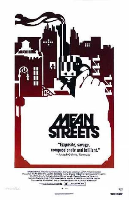 Essential Movies - Mean Streets Poster