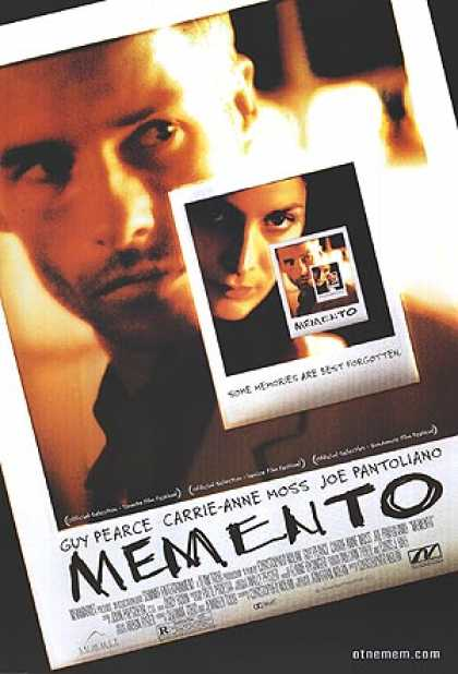 Essential Movies - Memento Poster