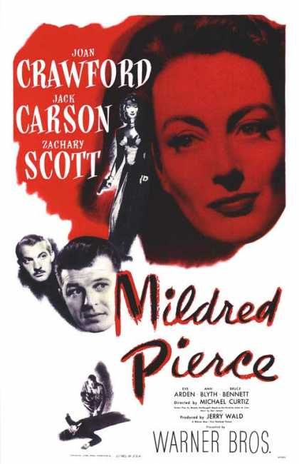 Essential Movies - Mildred Pierce Poster