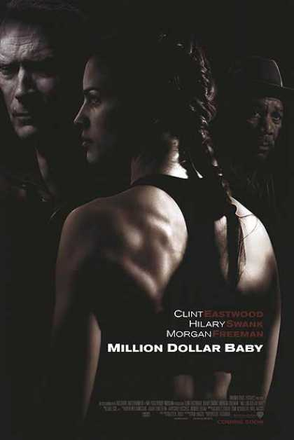 Essential Movies - Million Dollar Baby Poster