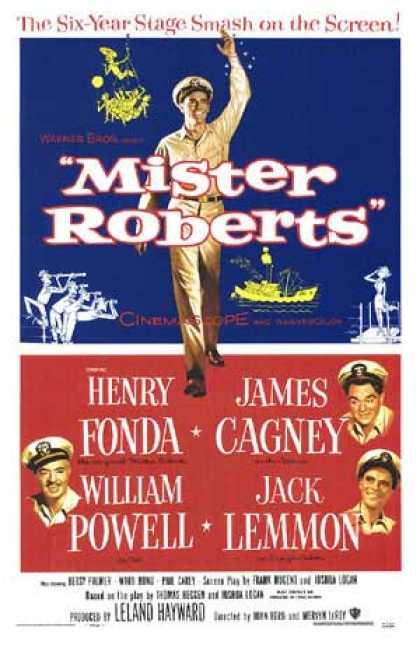 Essential Movies - Mister Roberts Poster