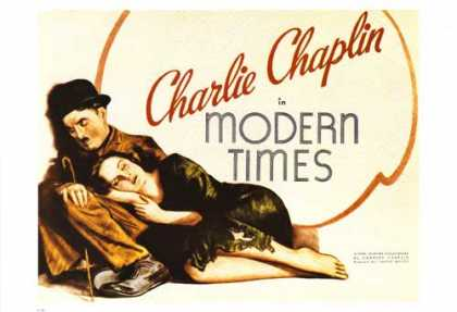 Essential Movies - Modern Times Poster