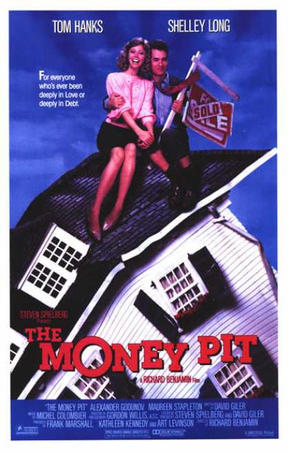 Essential Movies - Money Pit Poster