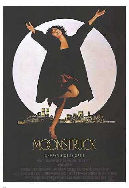 Essential Movies - Moonstruck Poster