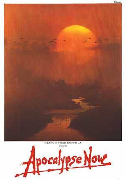 Essential Movies - Apocalypse Now Poster