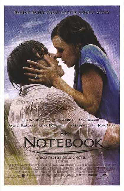 Essential Movies - Notebook Poster
