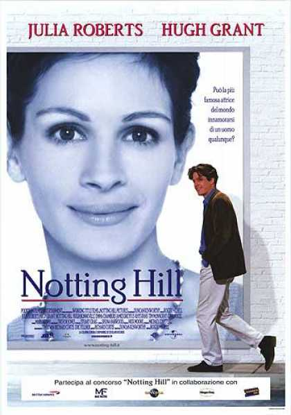 Essential Movies - Notting Hill Poster