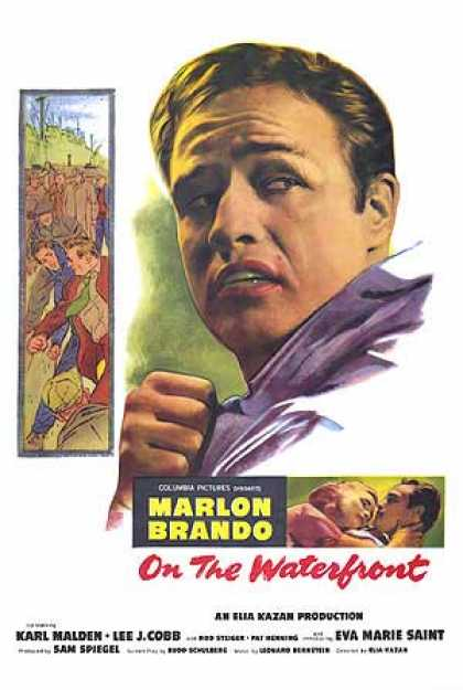 Essential Movies - On The Waterfront Poster