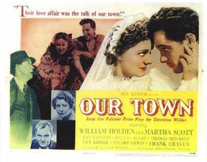 Essential Movies - Our Town Poster
