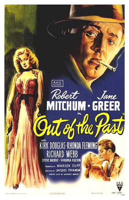Essential Movies - Out Of The Past Poster