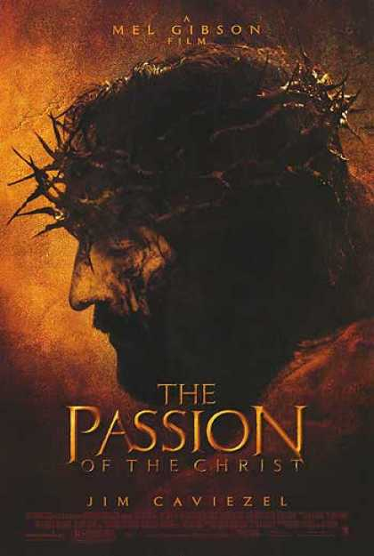 Essential Movies - Passion Of The Christ Poster