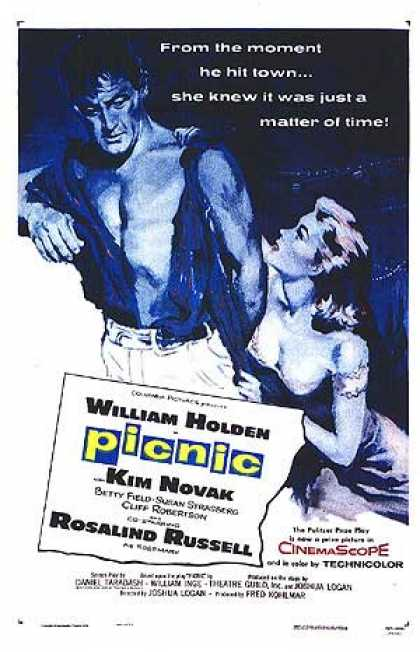 Essential Movies - Picnic Poster