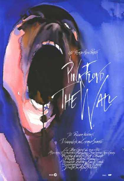 Essential Movies - Pink Floyd The Wall Poster