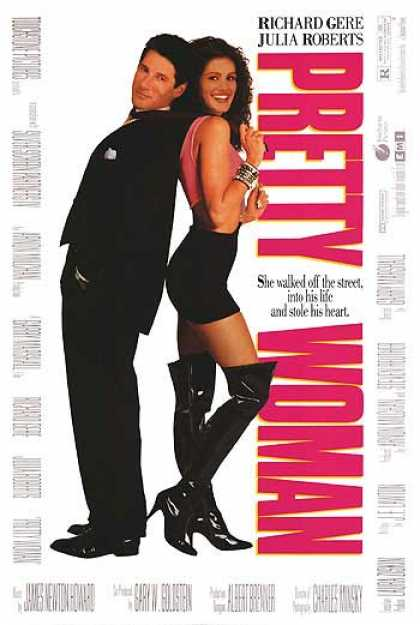 Essential Movies - Pretty Woman Poster