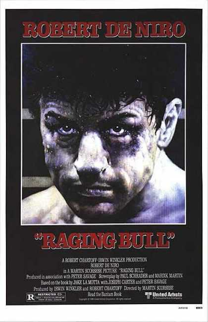 Essential Movies - Raging Bull Poster