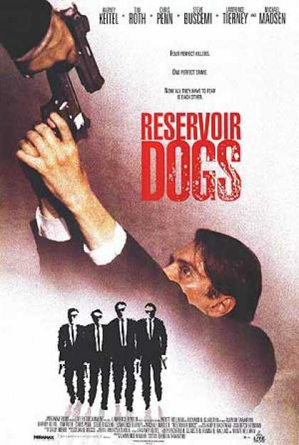 Essential Movies - Reservoir Dogs Poster