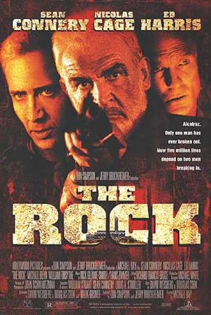 Essential Movies - Rock Poster