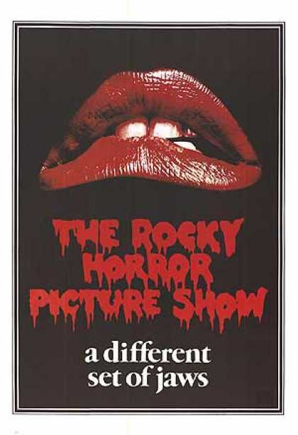 Essential Movies - Rocky Horror Picture Show Poster