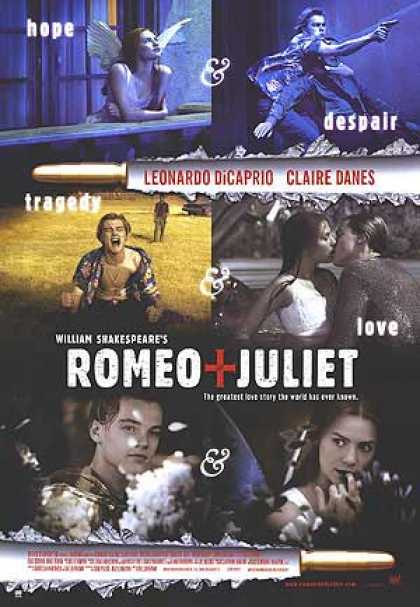 Essential Movies - Romeo + Juliet Poster