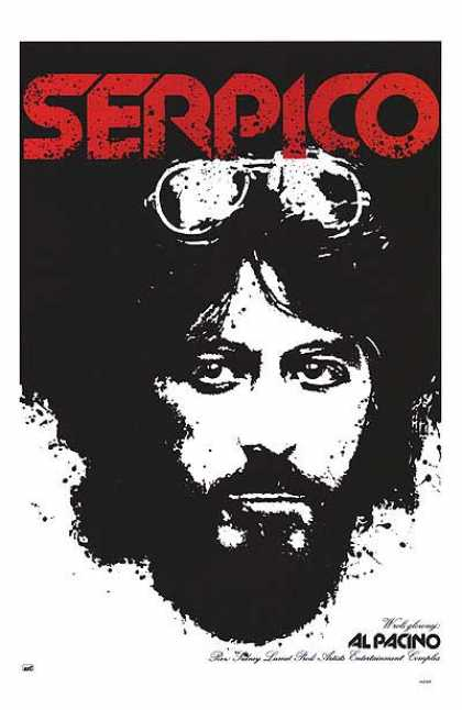 Essential Movies - Serpico Poster