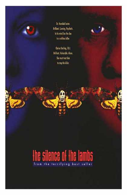 Essential Movies - Silence Of The Lambs Poster