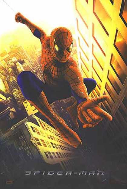 Essential Movies - Spider-man Poster