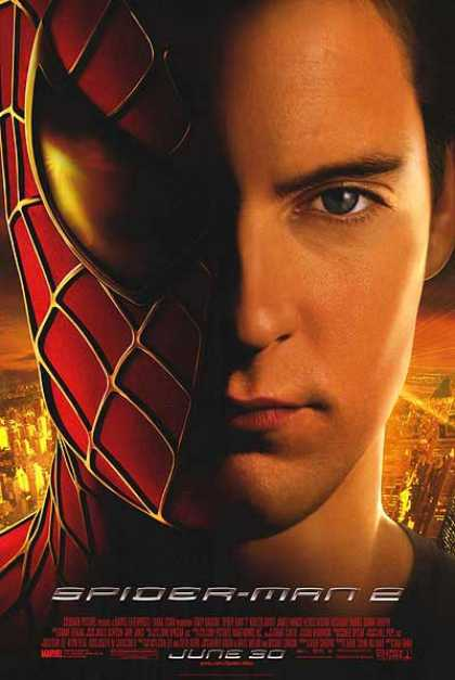 Essential Movies - Spider-man 2 Poster
