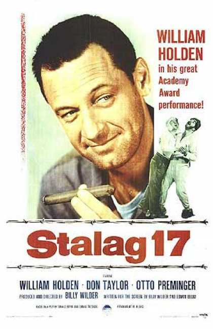 Essential Movies - Stalag 17 Poster