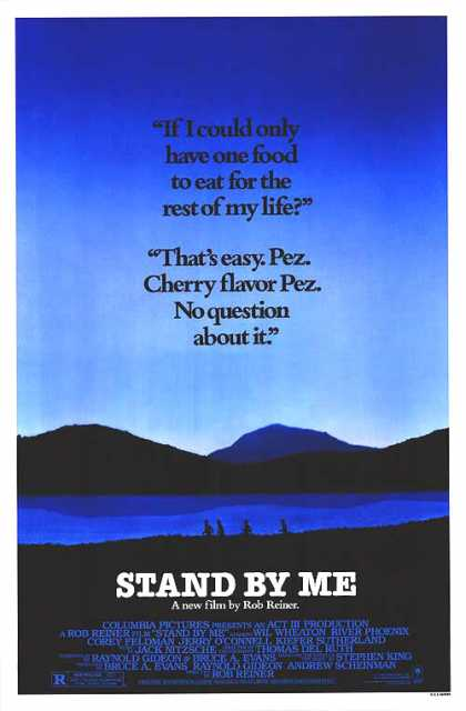 Essential Movies - Stand By Me