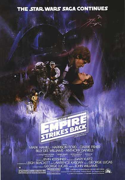 Essential Movies - Star Wars: Episode V - The Empire Strikes Back Poster
