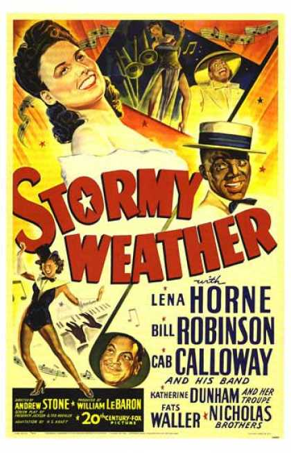 Essential Movies - Stormy Weather Poster