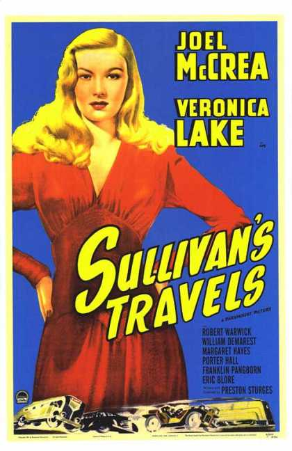 Essential Movies - Sullivan's Travels Poster