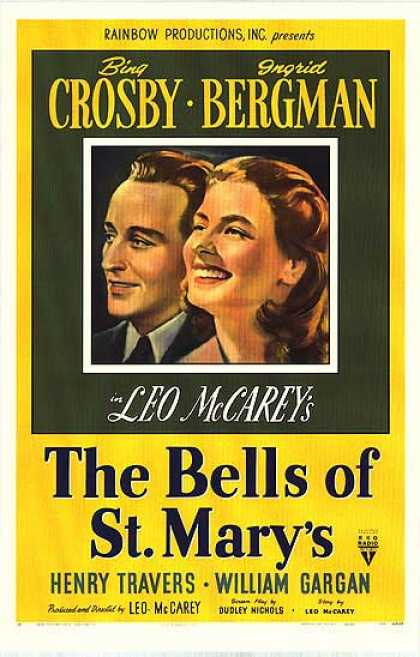 Essential Movies - Bells Of St. Mary's Poster