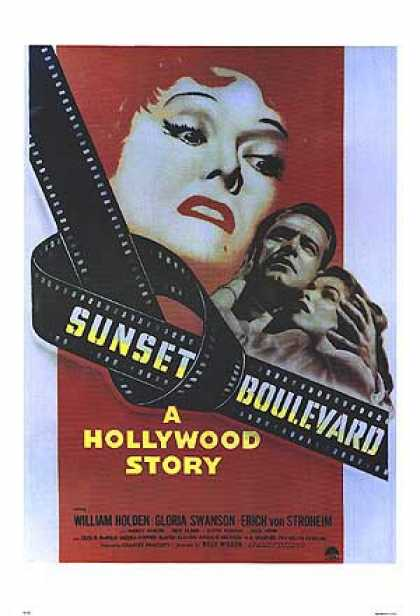 Essential Movies - Sunset Blvd. Poster